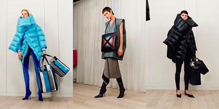 Bolsas Femininas de Couro Grande com looks modernos