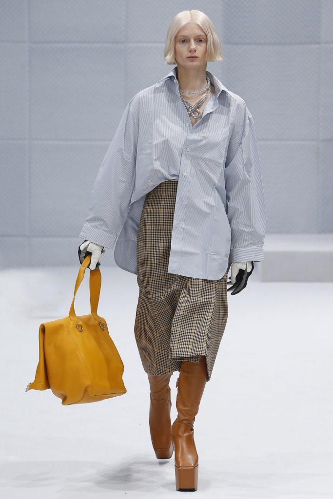 a moda cool da balenciaga