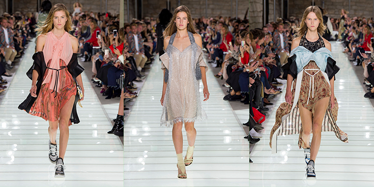 desfile Louis Vuitton Spring 2018